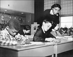 Sixty Years After Brown V. Board, Black Teachers Are Disappearing—Again