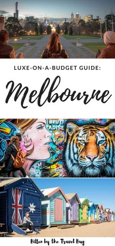 Planning a trip to Melbourne but need to do it on a budget? It is possible to have a stylish getaway and keep your bank balance happy. To help you plan your Melbourne on a budget getaway, I've put together this guide on how you can get luxe-for-less! Brisbane, Perth, Sydney, Visit Australia, Melbourne Australia, Western Australia, Australia Travel, South Australia, Australia Holidays