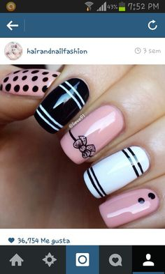Cute Bow Nail Designs 27 Bow Nail Art When you are looking for inspirations on your nails, you will be amazed by the infinite ideas of . Bow Nail Designs, Nail Polish Designs, Acrylic Nail Designs, Nails Design, Acrylic Nails, Gel Nail, Floral Designs, Pedicure Design, Geometric Designs