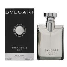 SOIR 3,4 Bvlgari, Perfume Bottles, Beauty, Men, Perfume Bottle, Beauty Illustration