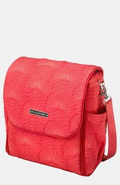 Petunia Pickle Bottom 'Embossed Boxy' Backpack Diaper Bag | Nordstrom--too bad the matelasse isn't practical!