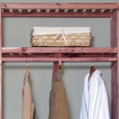 Deluxe Ventilated Cedar Closet Wall Kit | Cedar Closet, Closet Wall And  Walls