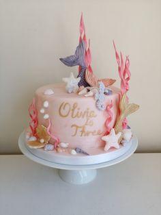Underwater birthday cake Underwater Birthday, Seashell Cake, The Hamptons, Birthday Cake, Cakes, Desserts, Food, Birthday Cakes, Deserts