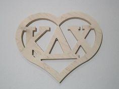 Kappa Delta Chi Heart $19.99 247greek.com