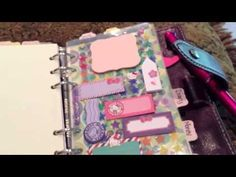 Some good FiloFax organization ideas! I have the same HK stickers...hadn't thought being able to carry this way :)