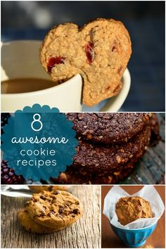 8 of the Best Homemade Cookie Recipes