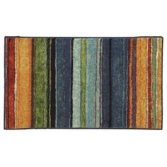 Townhouse Rugs Multi Color Rug