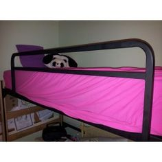 order a bed rail to go with your bed loft at samford montevallo auburn