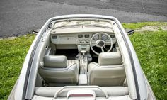 '91 Nissan Figaro - 20,000 made, 20 in U.S. or Canada (10 were made with LHD)
