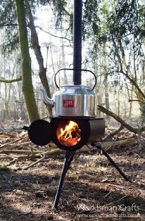 Woodsman Crafts: Woodland skills and cookery course - Elvaston Castle Country Park