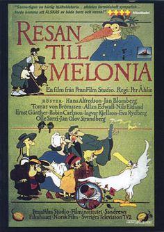 Resan till Melonia