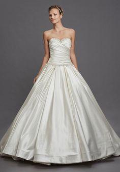 Pnina Tornai for Kleinfeld Wedding Dresses