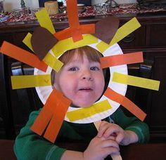 Craft for Daniel: pre school kids of course