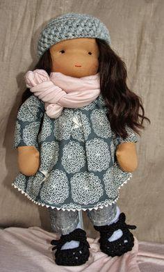 Meet Jiyan | Fabrique Romantique-Waldorf dolls