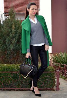 Inspiración para el look de working girl ;)