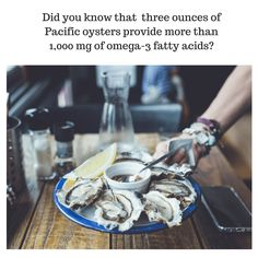 In this awesome article the PCOS dietitian discusses the most PCOS friendly fats. She tells which ones eat, why to eat them & how to get them in your diet. Raw Oysters, Shucking Oysters, Cooking Equipment, Registered Dietitian, 100 Calories, Nutritional Supplements, For Your Health, Pcos