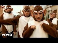 Bloodhound Gang - The Bad Touch, tu y Yo bebe, vamos a hacerlo, comò aminales, igual que en  el Canal de Dicovery.......