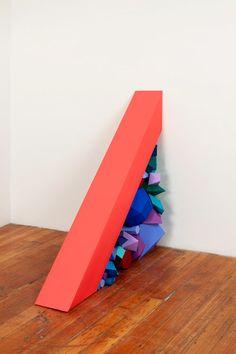 It's like CS5 in your house. Sculptures by Lauren Clay.