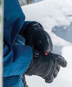 Seirus HeatTouch Hellfire Gloves BC11380 Winter Sport, Gloves, Winter Sports