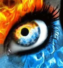 LOVE IT breast cancer, orang, art, fire eye, soul, sport, footbal, cancer awar, eyes