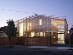 Richard Stampton Architects | Normanby Ave School