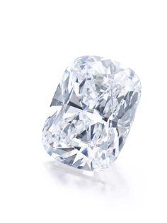 9. A 70.33-carat Cushion Brilliant-Cut Diamond – $14,201,234  Sotheby's Geneva – May 13, 2014  The 70.33-carat cushion brilliant-cut diamond is D color, Flawless, Type IIa. (Photo courtesy of Sotheby's) The 70.33-carat cushion brilliant-cut diamond is D color, Flawless, Type IIa. (Photo courtesy of Sotheby's)