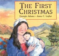 Cover image for The first Christmas