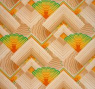 1930's wallpaper Cool Patterns, Textures Patterns, Fabric Patterns, Print Patterns, Art Deco Wallpaper, Designer Wallpaper, 1930s Living Room, 1930s Decor, Art Deco Movement