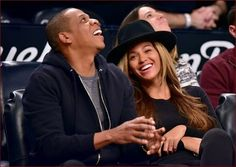 #Beyonce Covers Up At #Nets Game With #JayZ Amid P...