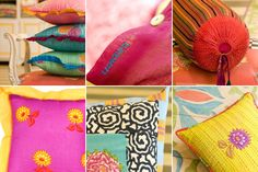LISA CORTI - home textiles