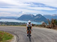 roads of annecy, france. #bbuc #outdoordisco #cycling