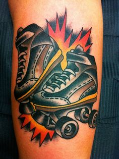 time to sort me a Skate tattoo methinks