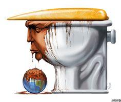 Shithole President