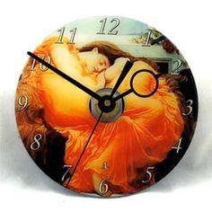 horloge diy avec vieux cd en support