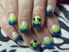 Day 254: Minions & More Nail Art - - NAILS Magazine