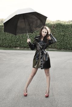 raincoat by Laura Huber Raincoat, Fashion, Rain Gear, Moda, Fasion, Rain Jacket, Trendy Fashion, La Mode
