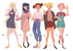 Anime Naruto, Sarada Uchiha, Naruto Shippuden Anime, Hinata Hyuga, Naruto Art, Naruto And Sasuke, Naruto Family, Naruto Girls, Sakura Haruno
