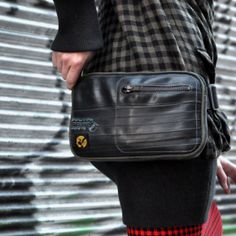 Loving these bags!    BalkanTango - Recycled Bicycle Inner Tube Bags, Purses and More