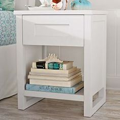 Bedside Tables, Side Tables & White Bedside Tables | PBteen