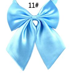 Formal Commercial Bow Tie Butterfly Cravat Silk Bowtie Solid Color Marriage Bow Ties For Women Formal Business