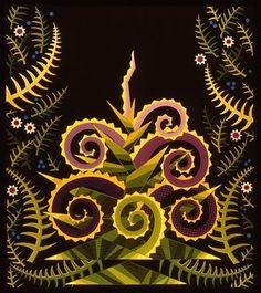 A Jane Sassaman quilt
