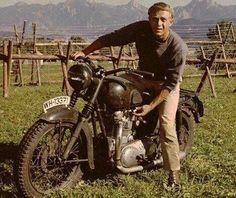 Steve Mcqueen-Sin City Rider.