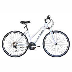 Women's 24-Speed Hybrid Bike