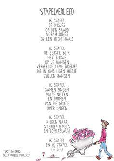 Gedichtendag - Poëzieweek -  Gedichten - Dit is Derks