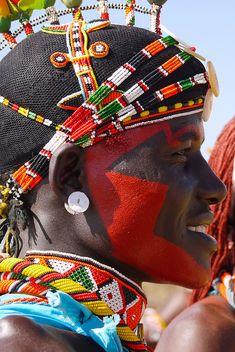 The Samburu people
