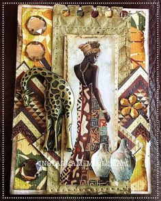 See all my ATC cards at the tag: #miloliljaartATC  {#miloliljaart} {#myart} {#scrapbooking} {#instadaily} {#art} {#instaart} {#artist} {#masterpiece} {#paperart} {#ii} {#crafting} {#creative} {#diy} {#vintage} {#shabbychic} {#mixedmedia} {#atc} {#atctrade} {#atccard} {#artisttradingcard} {#tradingcards} {#cardmaking} {#distressink} {#handcolored} {#rubberstamp} {#lace} {#safari} {#africanwoman} {#africa}