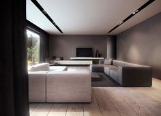 Y-house interior design, pabianice | TAMIZO ARCHITECTS