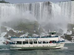 Learn the best way to see and experience the Falls with BEST Toronto Tours and Limousines.    It would be really a great and unforgettable experience for the people who enjoyed getting near this Worlds Largest wonder: The Niagara Falls, waterfall. The people traveling in the ferry boat will get terrible experience when they get closer look of the giant and thundering American and Canadian part of water falls. For more info Please visit our website at www.myniagaratours.com