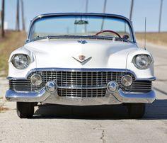 1954 Cadillac Eldorado Convertible ''Alpine White'' (6267SX)