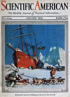 """Shakleton's Expedition - If you ever feel like """"giving up"""", watch these documentaries. You'll never fell that way again, an infusion of extreme endurance."""